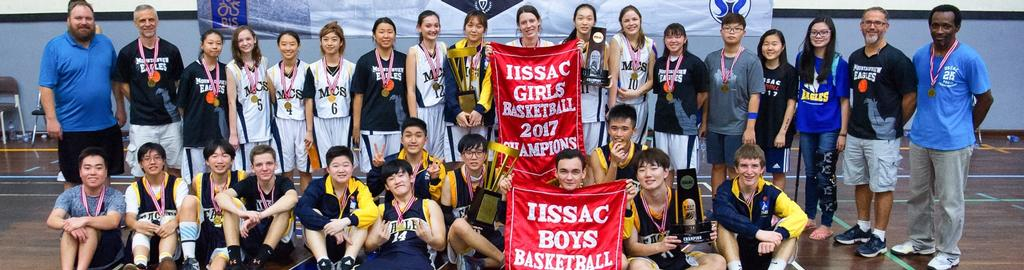 IISSAC Basketball Winner