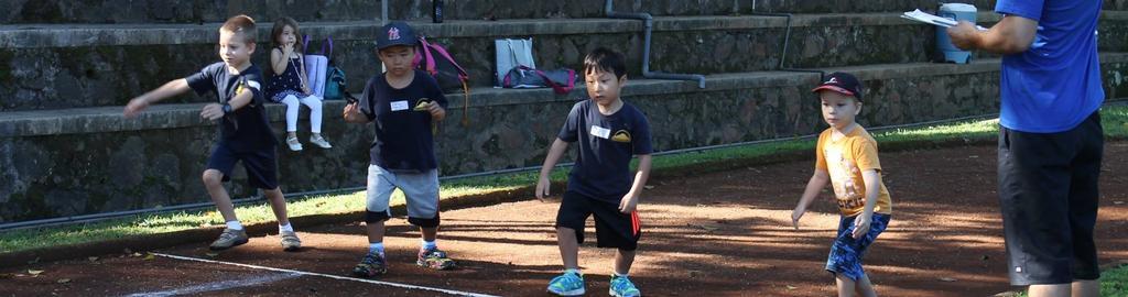 Elementary Sports