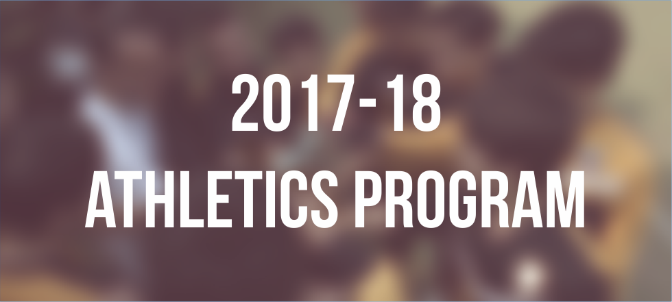 2017-18 Athletics Program