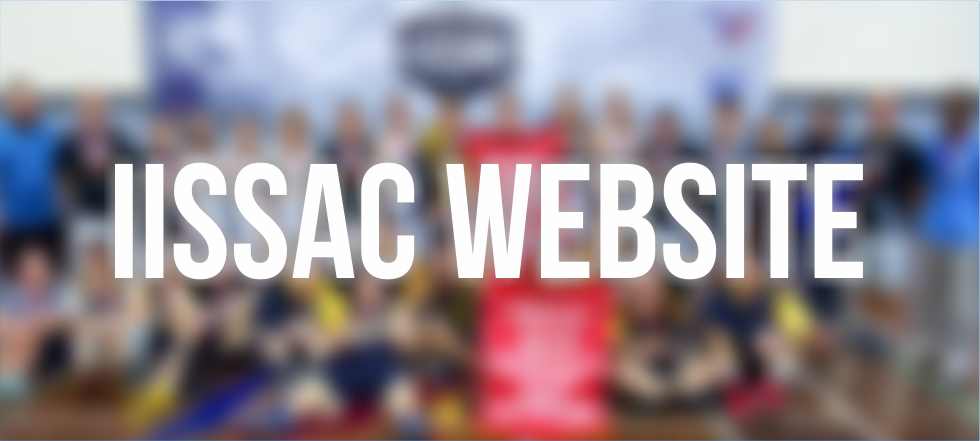 IISSAC Website