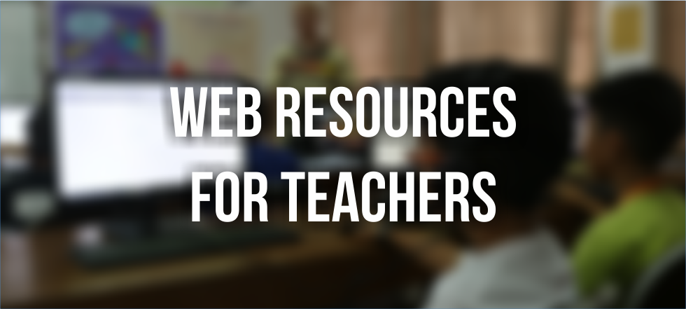 Web Resources For Teachers